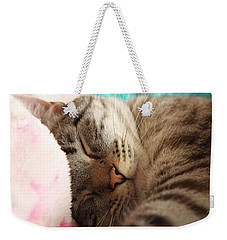 Happy Dreams Weekender Tote Bag