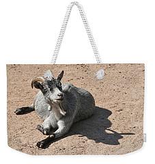 Happy Goat Weekender Tote Bag