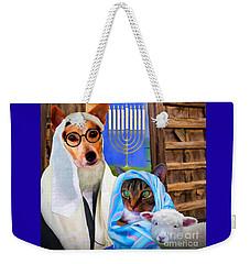 Happy Hanukkah  - 2 Weekender Tote Bag