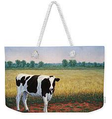 Happy Holstein Weekender Tote Bag