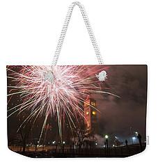 Happy New Year 2014 B Weekender Tote Bag