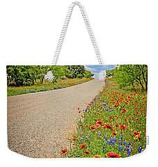 Happy Road Weekender Tote Bag
