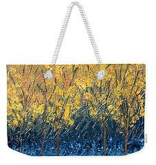 Happy Trees Weekender Tote Bag
