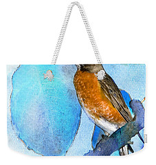Harbinger Weekender Tote Bag by Betty LaRue