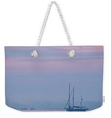 Harbor Before Dawn Weekender Tote Bag