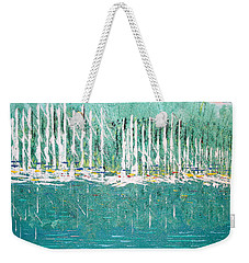 Harbor Shores Weekender Tote Bag