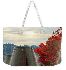 Harborside Fountain Park Weekender Tote Bag