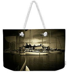 Harbour Life Weekender Tote Bag