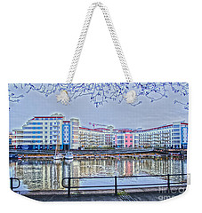 Harbourside Flats Weekender Tote Bag