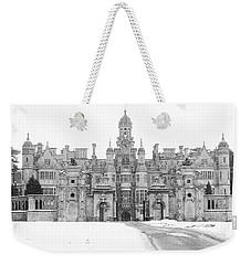 Harlaxton Manor Weekender Tote Bag by Tiffany Erdman
