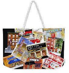 Harlem Jazz Clubs Weekender Tote Bag