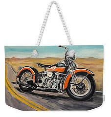 Harley Davidson 1946 Weekender Tote Bag