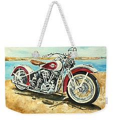 Harley Davidson 1960 Weekender Tote Bag