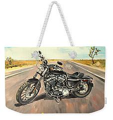 Harley Davidson 883 Sportster Weekender Tote Bag