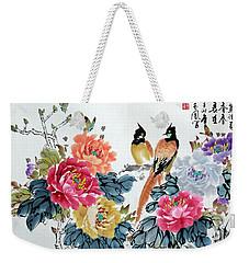 Harmony And Lasting Spring Weekender Tote Bag