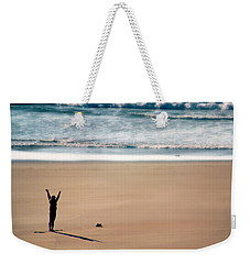 Harmony  Weekender Tote Bag by Micki Findlay
