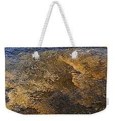 Weekender Tote Bag featuring the photograph Harmony by Nadalyn Larsen