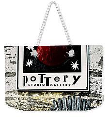 Harmony Pottery Weekender Tote Bag
