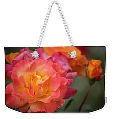 Harmony Weekender Tote Bag by Rowana Ray