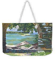 Harper's Arch Weekender Tote Bag