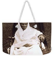 Harriet Tubman Portrait 1911  Weekender Tote Bag by Unknown