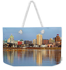 Harrisburg Reflections Weekender Tote Bag