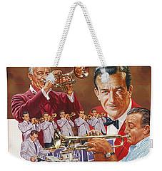 Harry James Trumpet Giant Weekender Tote Bag