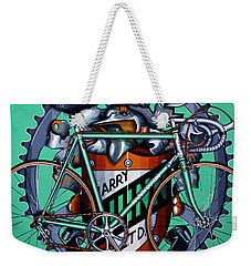 Harry Quinn Weekender Tote Bag