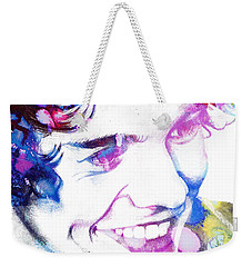 Harry Styles - One Direction Weekender Tote Bag by Doc Braham