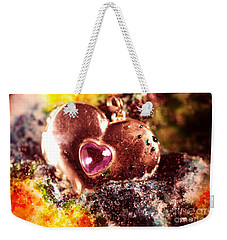 Hart Melting In Color Snow Weekender Tote Bag