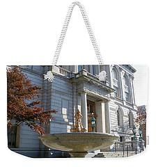 Hartford Historical Building Weekender Tote Bag