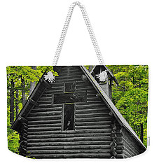 Hartwick Pines Chapel Bwg Weekender Tote Bag