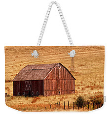 Harvest Barn Weekender Tote Bag