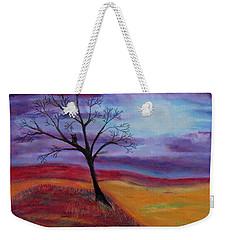 Harvest Moon 2 Weekender Tote Bag by Jeanne Fischer