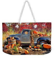 Harvest Weekender Tote Bag