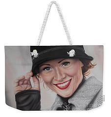 Hat Weekender Tote Bag