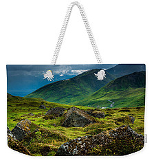 Hatcher's Pass  Weekender Tote Bag