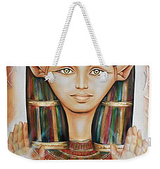 Hathor Rendition Weekender Tote Bag