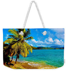 Haulover Bay Usvi Weekender Tote Bag