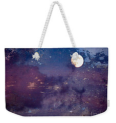 Haunted Moon Weekender Tote Bag