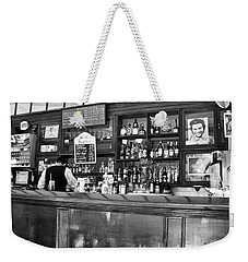 Havana Bar Cuba Weekender Tote Bag by Lynn Bolt