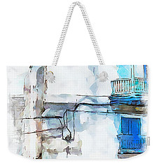 Havana Street Weekender Tote Bag by Greg Collins