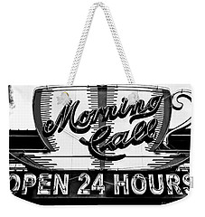 Have A Cup Of Coffee At Morning Call New Orleans Weekender Tote Bag