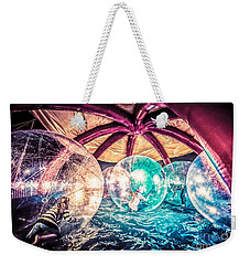Having A Ball Weekender Tote Bag by Ray Warren