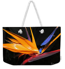 Hawaiian Bird Of Paradise Weekender Tote Bag