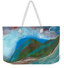 Hawaiian Breeze Weekender Tote Bag