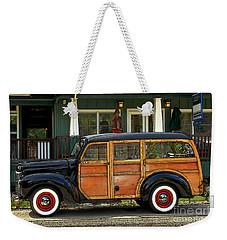 Hawaiian Woody Weekender Tote Bag