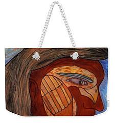 Hawkeye Weekender Tote Bag