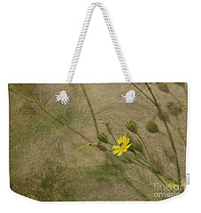 Hawksbeard Weekender Tote Bag by Liz  Alderdice