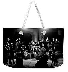 Hay Dance Weekender Tote Bag